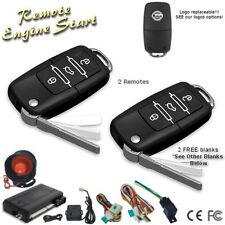 Car Alarm Remote Engine Start central lock AL669W-RENG