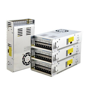 AC-DC 24V 48V 60V LED Netzteil Trafo Schaltnetzteil Adapter Treiber Power Supply