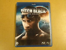 BLU-RAY / THE CHRONICLES OF RIDDICK PITCH BLACK ( VIN DIESEL )