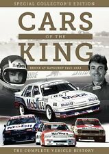 9810 CARS OF THE KING BROCK AT BATHURST 1969-2004 COLLECTORS BOOK AARON NOONAN