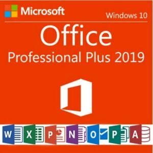 Microsoft®OFFIC®2019®Professional®Plus ®Key✔️®Pro✔ ® ✅ DE Händler ✅ Support