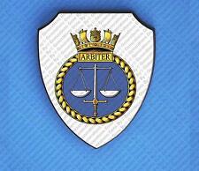 HMS ARBITER WALL SHIELD