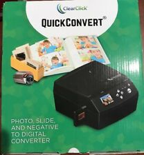 Analog to Digital Photo Convertor Old Pictures Slides Negatives Converting Kit