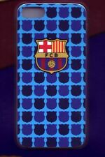 FC Barcelona Football Club IMD Back Cover Case for iPhone 5/5s/SE Blue Badge