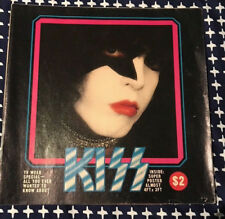 KISS AUSTRALIAN 1980 TV WEEK FOLDOUT POSTER VERY RARE AND EXTREMELY HARD TO FIND