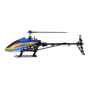 Walkera V450D03 3D Fly 6-Axis Single Blade 6CH RC Helicopter With Transmitter