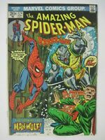 Amazing Spider-man #124, FN/VF 7.0, 1st Appearance Man-Wolf
