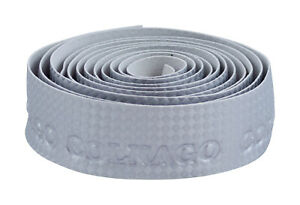 Colnago Bicycle Cycle Bike Textured Bar Tape Silver