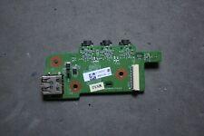 HP HDX16 PREMIUM GENUINE AUDIO JACK USB PORT IR BOARD 32UT6AB0000 (F3481)