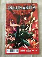 Inhumanity vol. 1 #1 (Marvel, 2014) NM