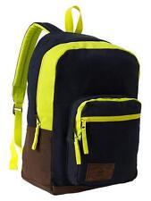 GAP Kids Senior Boys School Backpack Weekend Travel Bag in Navy Blue NEW