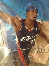 "NBA CLEVELAND CAVALIERS LEBRON JAMES  /  McFARLANE SERIES 17  /  ""GOLD"" LEVEL"