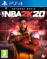 NBA 2K20 ( Cesta 2020) PS4 PLAYSTATION 4 Take Dos Interactive
