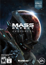 Brand Sealed Mass Effect Andromeda For Pc Download Worldwide