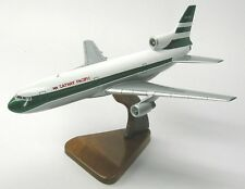 L-1011 Cathay Pacific Airplane Wood Model Large