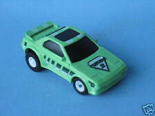 Matchbox Toyota MR2 Green Body Turbo 2 UB Toy Model Car RARE