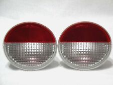 Rear Side Reverse Backup Light Lamps One Pair For 2002 Envoy 2006 Solstice