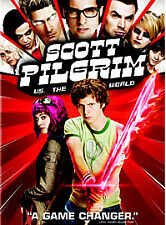 Very Good - Kick-Ass/ The Green Hornet/ Scott Pilgrim Vs. The World (3 Film BOXS