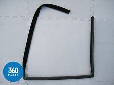 NEW GENUINE BMW 3 SERIES E36 RIGHT REAR WINDOW GUIDE SEAL DOOR 51348213984