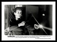 4 Original Pressefotos Virus mit William Baldwin und Jamie Lee Curtis## G 11495