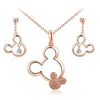 "Women/'s Fashion Jewelry /""Make a Wish/""  Gold Pendant Necklace Wish Bone 11-2"