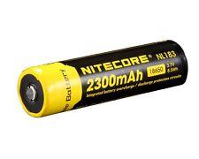 Nitecore Li-ion 18650 - 2300mah, 3,7v - nl183