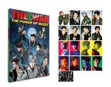 EXO THE POWER OF MUSIC SMTOWN COEX Artium SUM GOODS POST CARD POSTCARD BOOK NEW