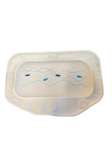 Croydex Standard Bath Pillow Comfortable Cushion Secure Grip Suction Cups New