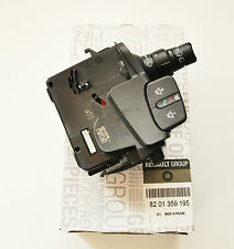 GENUINE WIPERS SWITCH RENAULT CLIO III CLIO GRANDTOUR 8201359195