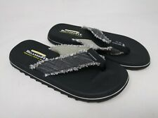 New! Men's Skechers 64712 Relaxed Fit: Tantric - Salman Casual Sandals Black 5Z