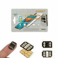 Universal Unlock Turbo Sim Card For iPhone X 8 7 6S 6 Plus SE 5 iOS 11.2.6