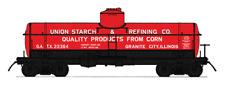 InterMountain # 66331-02  Rivet 8000-Gal Tank Car Union Starch & Refining N MIB