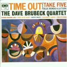 DAVE BRUBECK QUARTET TIME OUT CD JAZZ NEW