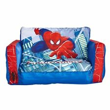 Worlds Apart 286sdm Canapé gonflable Spiderman Polyester 105x68x26 cm