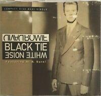 DAVID BOWIE : BLACK TIE WHITE NOISE -  [ CD MAXI ]