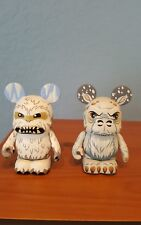 Disney Vinylmation Star Wars Series 4 Wampa chaser/tauntaun Empire Strikes back