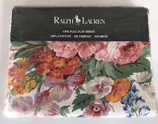 Ralph Lauren Full Flat Sheet Southhampton Beach House Sealed Package