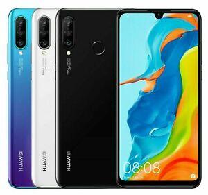 Huawei P30 Lite MAR-LX3A 128GB 4G LTE GSM Unlocked Smartphone - Grade A+