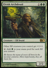 MTG ELVISH ARCHDRUID EXC - ARCIDRUIDO ELFICO - M12 - MAGIC