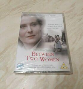 Between Two Women (DVD, 2006) Barbara Marten - Brand New Sealed