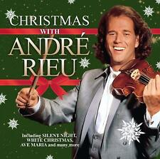 Christmas With Andre Rieu CD Silent Night White Christmas Ave Maria