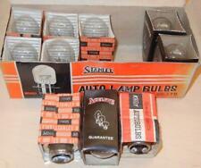 1960's BSA Triumph 12V50-40W HEADLAMP bulbs NEW BOX/10 Lucas # 446 COPY  %X61
