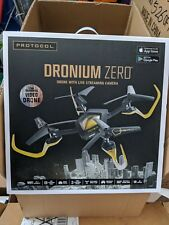 PROTOCOL - DRONIUM ZERO LIVE STREAMING VIDEO DRONE $200.00 NIB