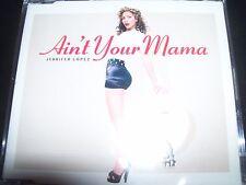 Jennifer Lopez Ain't You Mama EU CD Single - New