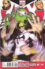 Marvel Comics  A + X #5 2013 Avengers X-Men NM+