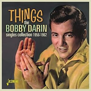 Bobby Darin - Things: Singles Collection 1956-1962 [New CD] UK - Import