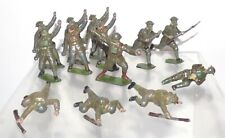 BM18 Britains lead military, a lot of fighting British Infantry