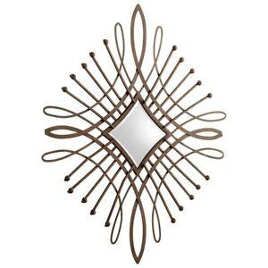 Cyan Design Bloem Mirror, Byzantine Oxide - 05048
