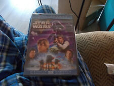STAR WARS DVD THE EMPIRE STRIKES BACK FULL SCREEN LIMITED EDITION BRAND NEW