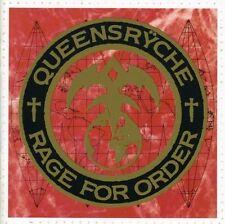 QUEENSRŸCHE Rage For Order CD BRAND NEW Remastered Bonus Tracks Queensryche